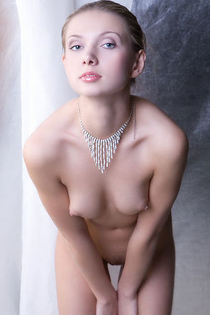 Pure and naked Augusta Crystal