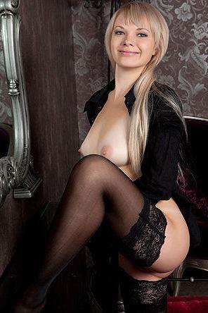 Hot Feeona In Stockings