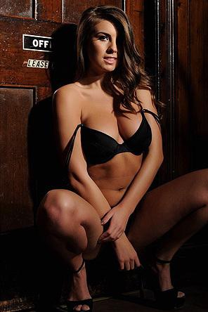 Beautiful Sarah McDonald
