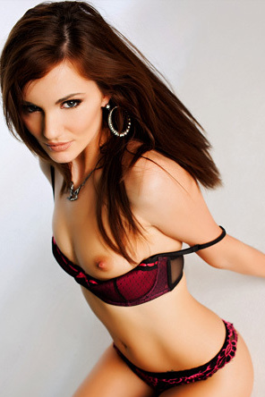 Glamour Penthouse Model Lily Carter